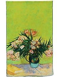 Prettystern - 160cm Seidenschal Malerei Kunst Reproduktion Meisterwerke - van Gogh - verschiedene Motive