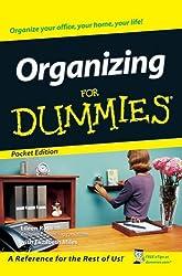 Organizing for Dummies (For Dummies, Pocket)