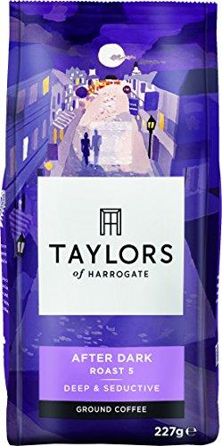 Taylors of Harrogate After Dark Ground Coffee 227 g