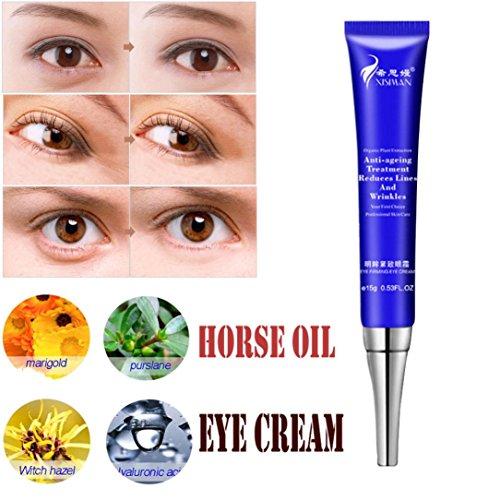 TAOtTAO 1PC Anti-Aging Anti-Falten-Dark Circle Remover Feuchtigkeitscreme Augencreme