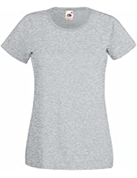 T-shirt à manches courtes Fruit Of The Loom pour femme