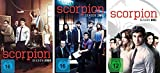 Scorpion Staffel 1-3 (12 DVDs)