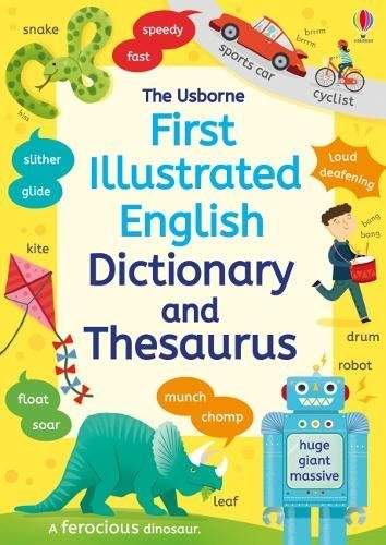 First Illustrated Dictionary and Thesaurus (Illustrated Dictionaries and Thesauruses) por Jane Bingham