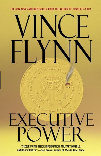 Executive Power by Vince Flynn (2005-10-01)