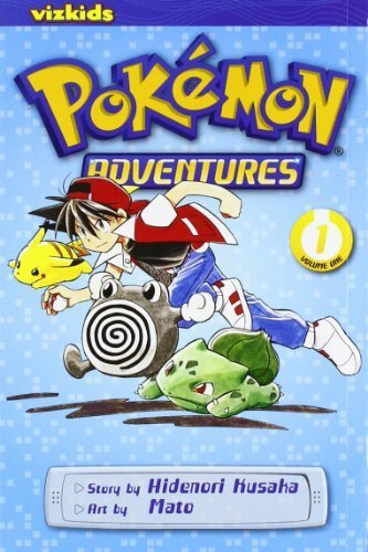 Pokémon Adventures, Vol. 1 (2nd Edition) (Pokemon) by Hidenori Kusaka (2009) Paperback