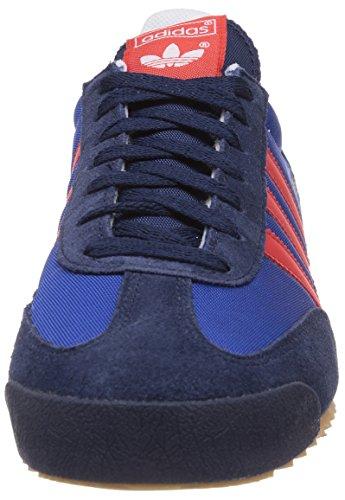 adidas Originals - G50919, Sneakers da uomo (MARUN/RED)