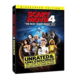Scary Movie 4 (Unrated Widescreen Edition) by Anna Faris