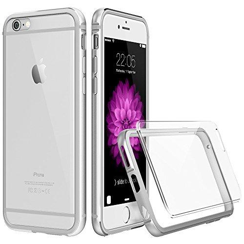 iphone-6s-6-hulle-47-zoll-esrr-hybrid-schutzhulle-mit-hd-schutzfolie-metallrahmen-mit-silikon-bumper