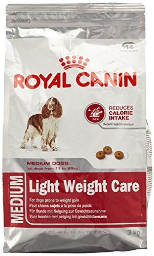 Royal Canin (ROYBJ Hundefutter Medium Light Weight Care, 1er Pack (1 x 3 kg) -