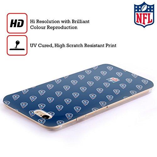 Offizielle NFL LED 2017/18 Tennessee Titans Soft Gel Hülle für Apple iPhone 5 / 5s / SE Muster