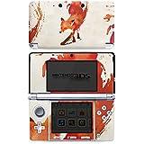 Nintendo 3 DS Case Skin Sticker aus Vinyl-Folie Aufkleber Fuchs Vulpes Art