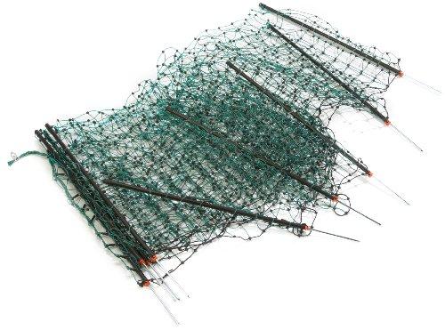 *Kerbl Kaninchennetz 12 mtr. Grün 65 cm, Einzelspitz Art. 292209*
