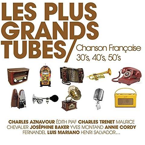 Les Plus Grands Tubes Chanson Française Années 30's 40's