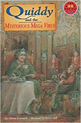 Quiddy and the Mysterious Mega Virus Literature and Culture (LONGMAN BOOK PROJECT)