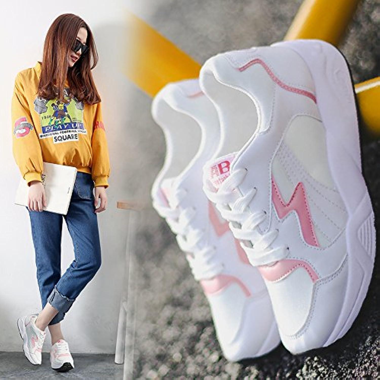 GUNAINDMXShoes/Shoes/Shoes/Shoes/All-Match/Spring/Winter/Running Shoes,Forty,Pink  Venta de calzado deportivo de moda en línea