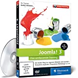 Produkt-Bild: Joomla! 3: Das umfassende Training - Aktuell zu Joomla! 3.4