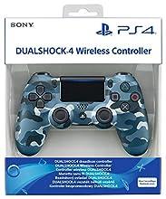 PlayStation 4 - Dualshock 4 Controller Wireless V2, Blue Camouflage