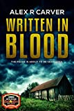 Written In Blood (Murder In Oakhurst)