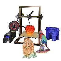 Creality CR-10S 3D Printer DIY 300 * 300 * 400mm Print Size Supports PLA/ABS/TPU/Copper/Wood/Carbon Fiber Filament UK Plug
