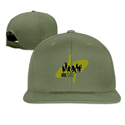 how Logo Verstellbare Fashion Baseball Hat Gr. One size, ForestGreen ()