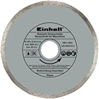Einhell 4301170 Disco Diamante 180x25,4x1,6mm, 4mm