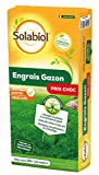 SBM SOLABIOL Engrais Gazon Organique 330m2 Prix Choc 10 kg SOGAZY10BP