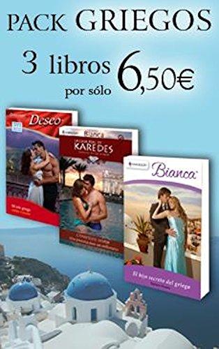 Pack Griegos por Varias Autoras