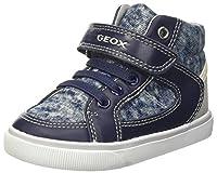 Geox Baby Boys�?? B Kiwi F Walking Shoes, Blue (Navy/GREYC0661), 22 UK