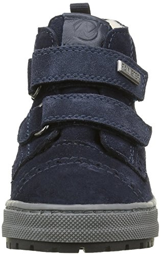 Naturino Vran, Baskets Basses Fille Bleu - Blau (Blau_9101)