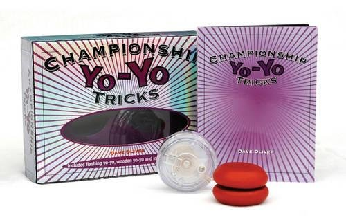 ricks - Box Set: Learn to perform 32 cool yo-yo tricks with the enclosed instruction book and two yo-yos! (RBF) (Cool, Yo-yos)