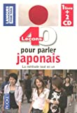 COFFRET 40 LECONS POUR PARLER JAPONAIS LIVRE + 2 CD AUDIO (ancienne édition) - Langues pour tous - 03/01/2008
