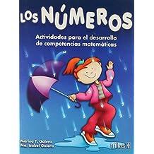 Los Numeros/Numbers: Actividades Para El Desarrollo De Competencias Matematicas/Activities for the Development of Mathematical Competitions