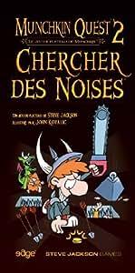 Munchkin Quest 2 : Chercher des Noises (Version Française)