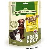 James Wellbeloved Cracker Jacks Lamb & Veg Cereal Free 225g