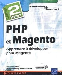 PHP et Magento - Coffret de 2 livres : Apprendre à développer pour Magento