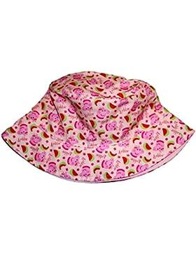 Peppa Pig Wutz - Sombrero - para niña Rosa 1 mes