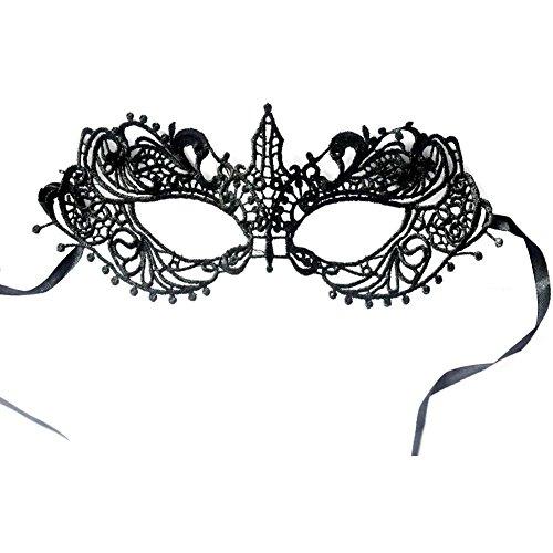 Damen-Augenmaske Sexy Lady, Spitze, für (Spitzen Maske)