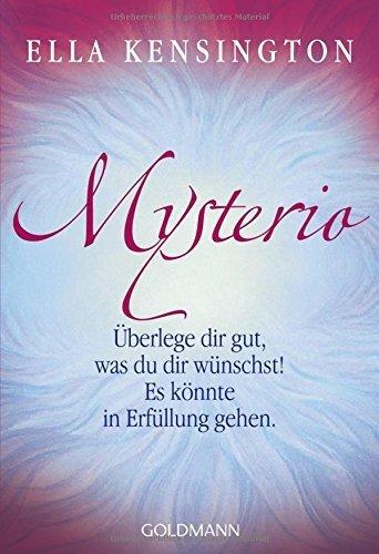 Mysterio by Ella Kensington (2008-04-01)