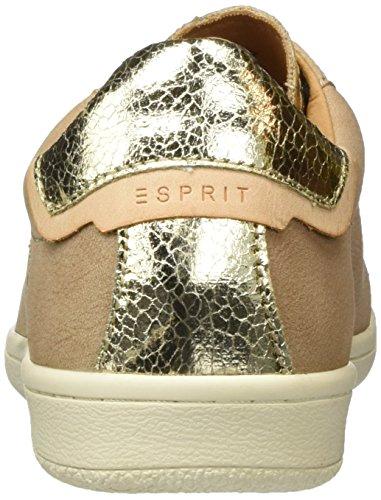 Esprit Mary, Baskets Basses Femme Beige (280 Skin Beige)