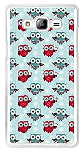 Samsung Galaxy On7 Back Cover , Premium Quality Designer Printed 2D Transparent Lightweight Slim Matte Finish Hard Case Back Cover for Samsung Galaxy On7 by Tamah