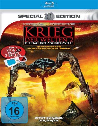 Krieg der Welten 2 (3D-Special Edition) [Blu-ray] Preisvergleich