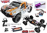 Short Course Truck dt5ebl Brushless Off Road 1 10 RTR 4 WD 2 4 Ghz VRX