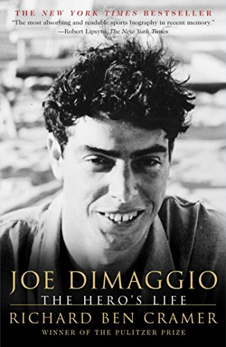 Joe DiMaggio: The Hero's Life (Touchstone Book)