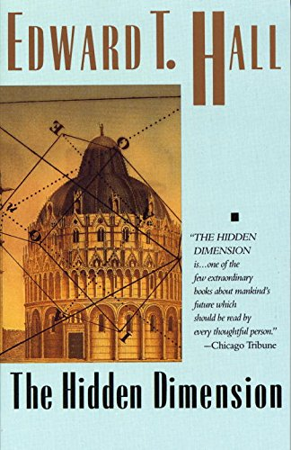 The Hidden Dimension (Anchor Books a Doubleday Anchor Book)