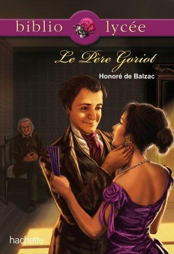 BIBLIOLYCEE - Le Père Goriot nº 56 de Balzac par Honoré de Balzac