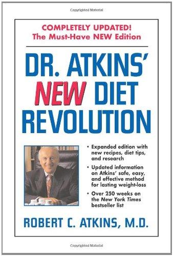 Dr. Atkins' New Diet Revolution, Revised