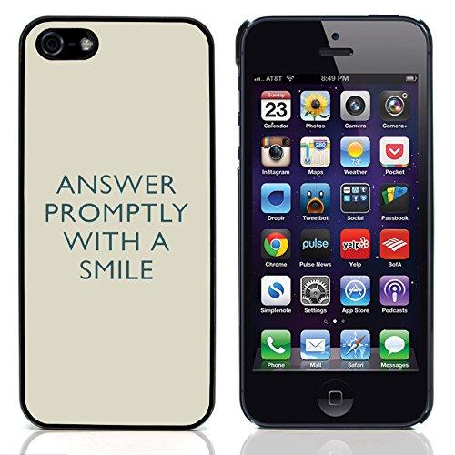 Graphic4You Happies And Crappies Englisch Zitat Nachricht Harte Hülle Case Tasche Schutzhülle für Apple iPhone 5 und 5S Design #15