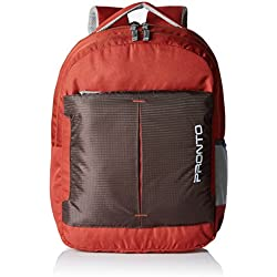 Pronto Energy 20 Ltrs Brown Casual Backpack (8805 - BR)
