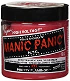 MANIC PANIC Cream Formula Semi-Permanent Hair Color - Pretty Flamingo