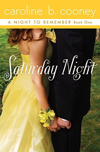 Saturday Night (A Night to Remember Book 1) by [Cooney, Caroline B